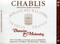 Chablis Label