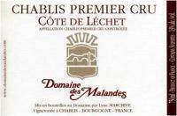 Cote de Lechet Label