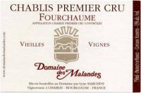 Fourchaume Label