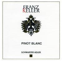 New Franz Keller Pinot Blanc Label