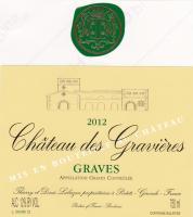 Château des Gravières Blanc Label