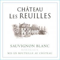 New NV Chateau Les Reuilles Blanc Label