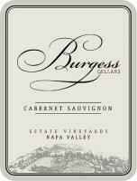 New NV Burgess Cabernet Label