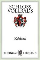 New Schloss Vollrads Kabinett Label