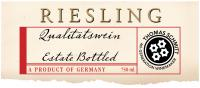 New Thomas Schmitt QbA Label