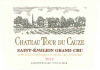 Chateau Tour du Cauze Front Label