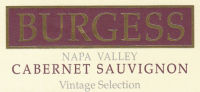 Burgess Cabernet Sauvignon-Library Selection Logo