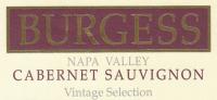 Burgess Cabernet Sauvignon-Library Selection Logo